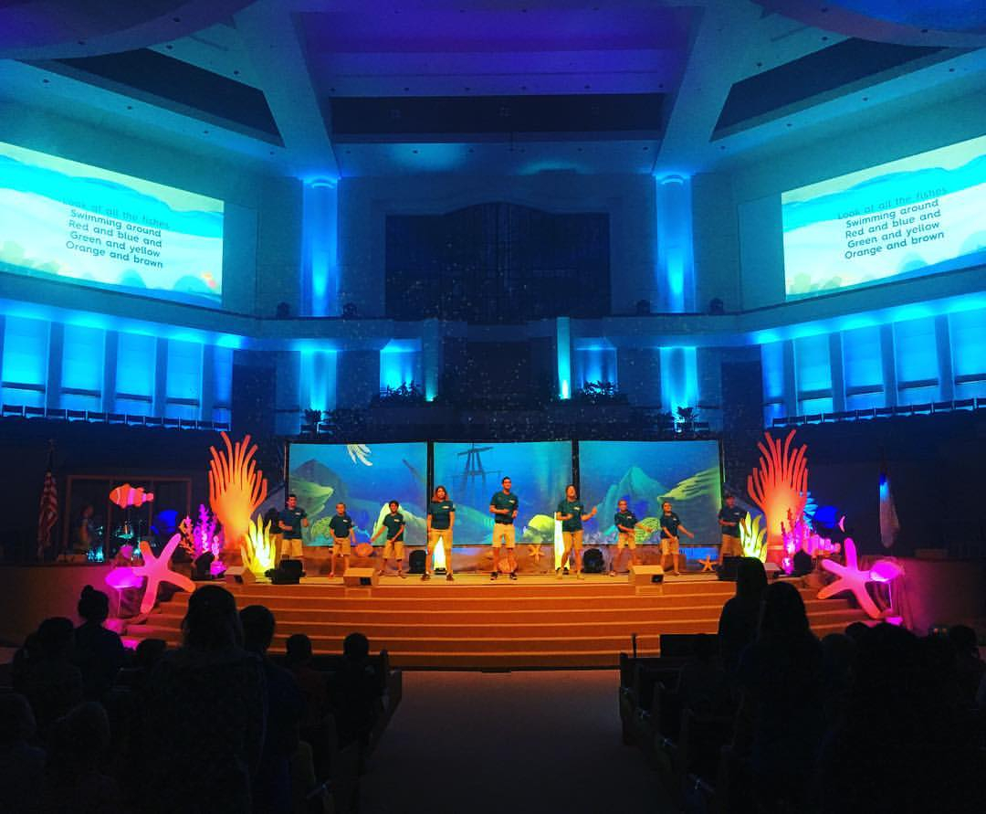 Olive Baptist Church VBS