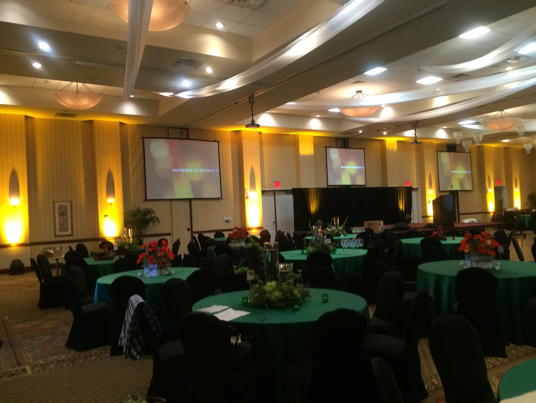 Pensacola Beach Hilton Banquet